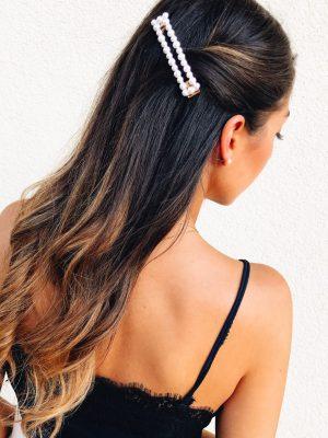 Trend Report: Perlen Haarspangen