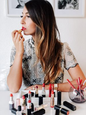 Favorite Red Lipsticks