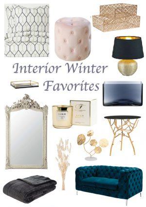 Interior: Winter Favorites