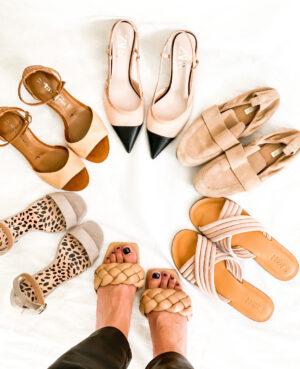 Schuh – Trends Sommer 2020